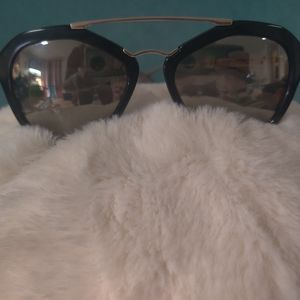 Prada Cat Eye Style Sunglasses